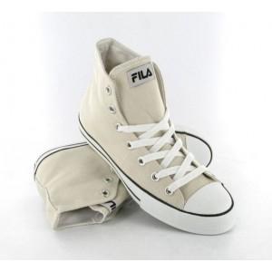 e6ba91d4a10 Pánské skate tenisky Fila - Cult High Canvas Gardenia
